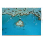 Australia, Queensland, The Whitsunday Islands, Greeting Card