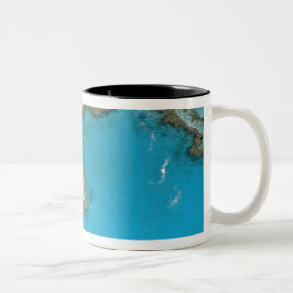 Australia, Queensland, The Whitsunday Islands, Two-Tone Coffee Mug
