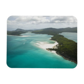 Australia, Queensland, Whitsunday Coast, 2 Rectangular Photo Magnet