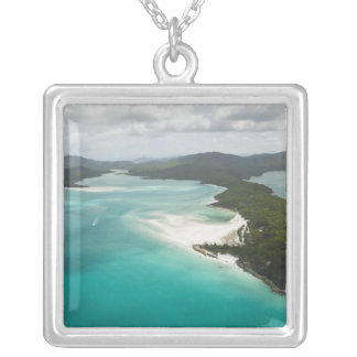 Australia, Queensland, Whitsunday Coast, 2 Silver Plated Necklace