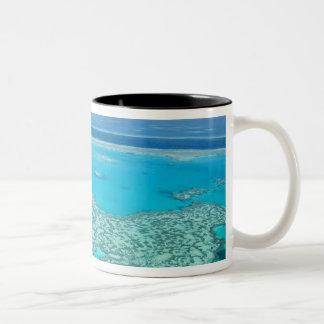 Australia, Queensland, Whitsunday Coast, Great 3 Two-Tone Coffee Mug