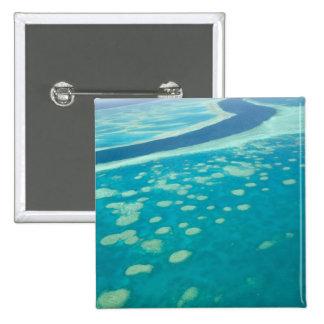 Australia, Queensland, Whitsunday Coast, Great 4 15 Cm Square Badge