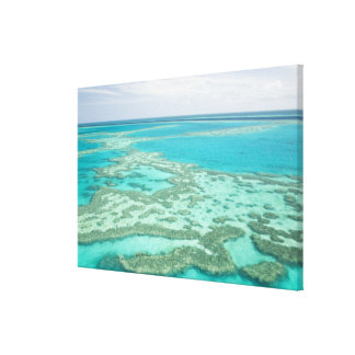 Australia, Queensland, Whitsunday Coast, Great Canvas Print