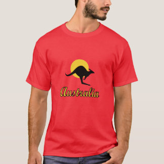 Australia Red earth Design T-Shirt