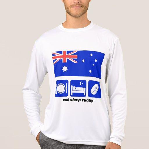Australia rugby t shirts