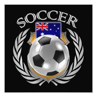 Australia Soccer 2016 Fan Gear Photo Print
