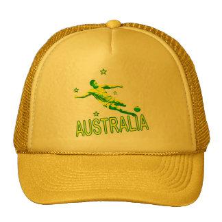 Australia Soccer #5 Cap