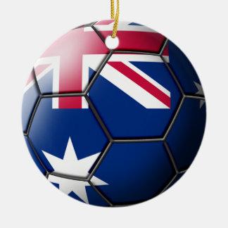 Australia Soccer Ornament