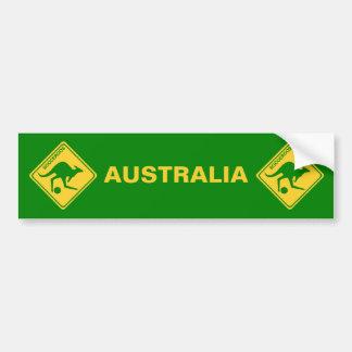 Australia Socceroos Bumper Sticker