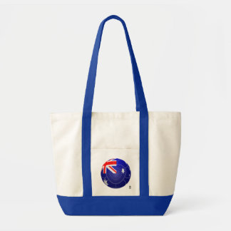 Australia - Socceroos Football Tote Bags