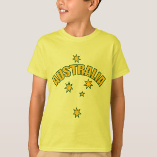 Australia Southern Cross design Shirt
