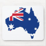 Australia stub, Australia Mouse Pads
