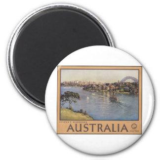 Australia Sydney Harbour Magnet