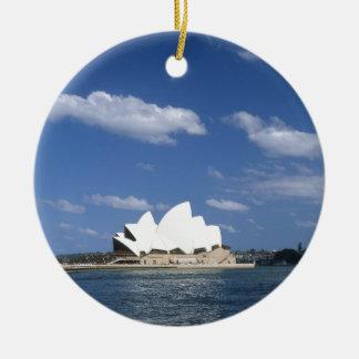 Australia  sydney opera house christmas ornament