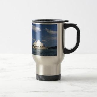 Australia  sydney opera house travel mug