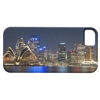 Australia, Sydney. Skyline with Opera House seen iPhone 5 Case
