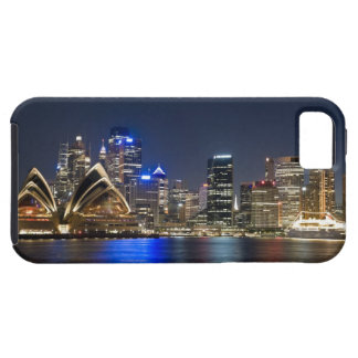 Australia, Sydney. Skyline with Opera House seen iPhone 5 Cover