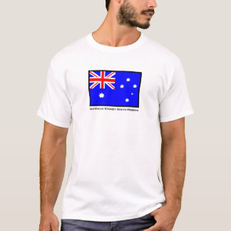 Australia Sydney South LDS Mission T-Shirt