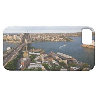 Australia, Sydney, view over The Rocks & Sydney iPhone 5 Case