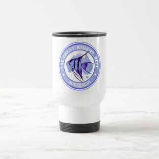 Australia -The Great Barrier Reef Travel Mug