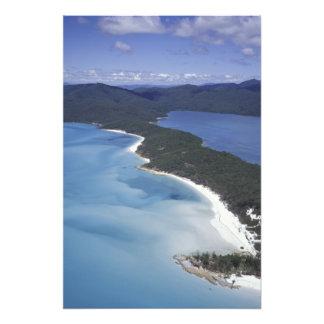 Australia, The Whitsundys, Queensland. Hill Photo Print