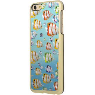 Australia Tropical fish travel poster iPhone 6 Plus Case