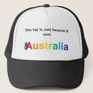 australia trucker hat