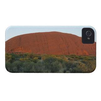 Australia, Uluru, Ayers Rock, sandstone massif, iPhone 4 Case