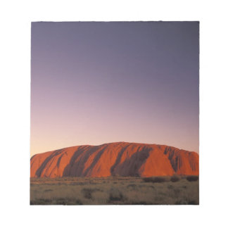 Australia, Uluru Kata Tjuta National Park, Uluru 2 Notepads