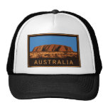 Australia Uluru Mesh Hat