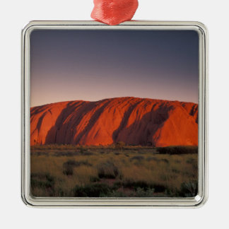 Australia, Uluru National Park. Uluru or Christmas Ornament