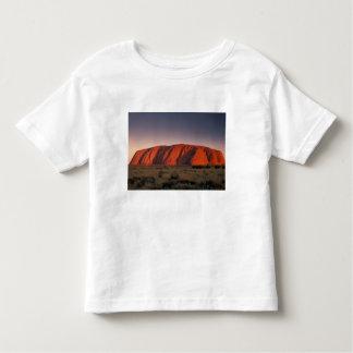 Australia, Uluru National Park. Uluru or Tshirt
