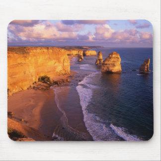 Australia, Victoria. 12 Apostles, Port Mouse Mat