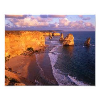 Australia, Victoria. 12 Apostles, Port Photograph