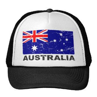 Australia Vintage Flag Cap