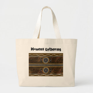Australian Aboriginal Art - Food Gathering Bag
