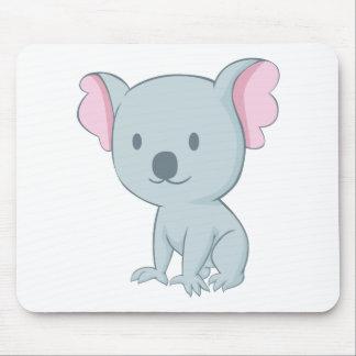 Australian Baby Koala Bear Mouse Mat