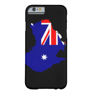Australian Barely There iPhone 6 Case
