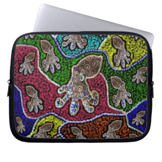 Australian Blue Ringed Octopus 10in Laptop Sleeve