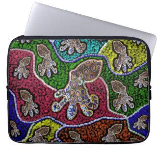 Australian Blue Ringed Octopus 13in Laptop Sleeve