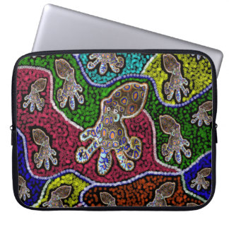Australian Blue Ringed Octopus 15in Laptop Sleeve