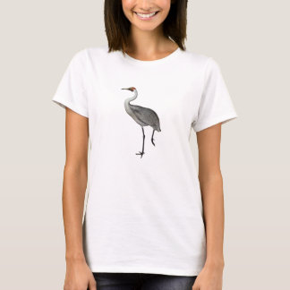 Australian Brolga (Crane) T-Shirt