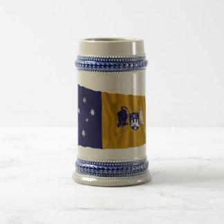 Australian Capital Territory Waving Flag Beer Steins