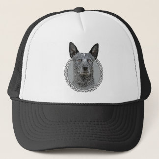 Australian Cattle Dog 001 Trucker Hat