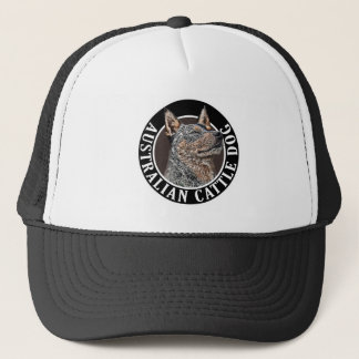 Australian Cattle Dog 002 Trucker Hat