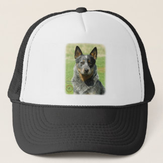 Australian Cattle Dog 9F061D-04_2 Trucker Hat