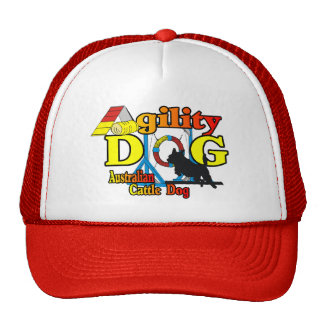 Australian Cattle Dog Agility Cap