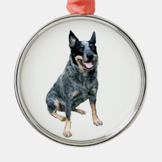 Australian Cattle Dog (B) Christmas Ornament