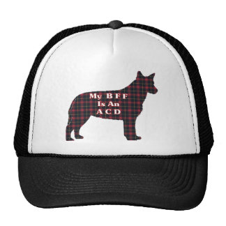 Australian Cattle Dog BFF Hat