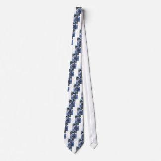 australian cattle dog Blue Heeler fine art Tie